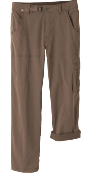 "Prana M's Stretch Zion Pant 32"" Inseam Mud"